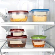 Storing Leftovers