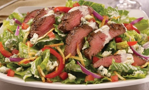 Southwestern Steak Salad